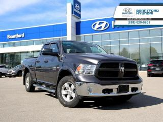 Used 2015 RAM 1500 Outdoorsman  - Bluetooth -  SiriusXM for sale in Brantford, ON
