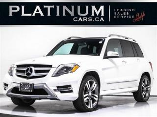 Used 2015 Mercedes-Benz GLK-Class GLK250 BlueTEC, DIESEL, AWD, NAV, PANO, CAM for sale in Toronto, ON