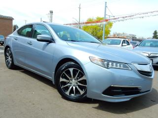 Used 2015 Acura TLX Premium.Leather.Roof.Rev Camera.Bluetooth.145km for sale in Kitchener, ON
