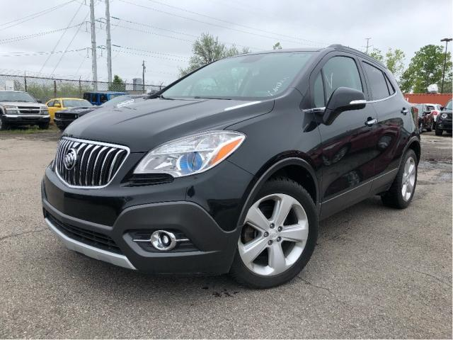 2015 Buick Encore Convenience |Power Group|Great Low Kms| Bluetooth|