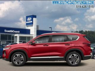 New 2019 Hyundai Santa Fe 2.0T Ultimate AWD  - Leather Seats - $262.14 B/W for sale in Simcoe, ON