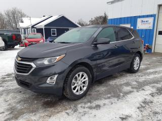 Used 2018 Chevrolet Equinox LT 4 portes à traction avant avec 1LT for sale in St-Pierre-Les-Becquets, QC