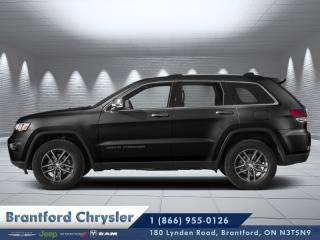 Used 2019 Jeep Grand Cherokee Limited  - Leather Seats for sale in Brantford, ON