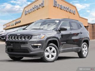 New 2019 Jeep Compass North  - Navigation -  Uconnect - $229.66 B/W for sale in Brantford, ON