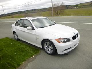 Used 2008 BMW 3 Series Berline 4 portes 323i, traction arrière for sale in St-Joseph-de-Beauce, QC