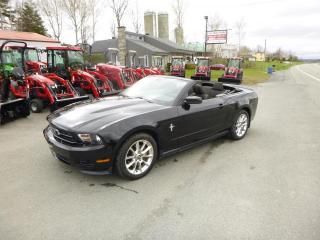 Used 2011 Ford Mustang Décapotable 2 portes V6 for sale in St-Joseph-de-Beauce, QC