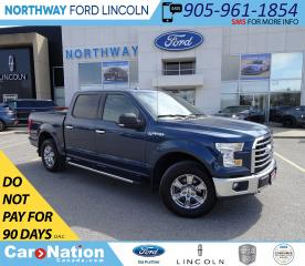 Used 2017 Ford F-150 XLT | ECOBOOST | PWR HTD SEATS | XTR PKG | for sale in Brantford, ON