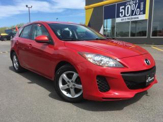 Used 2013 Mazda MAZDA3 SPORT HAYON GX AUTOMATIQUE for sale in Lévis, QC