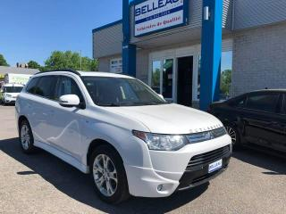 Used 2014 Mitsubishi Outlander LIMITED*7 passagers for sale in Québec, QC