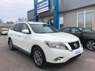 Used 2015 Nissan Pathfinder SL*7passagers-GPS for sale in Québec, QC