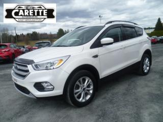Used 2017 Ford Escape Awd toit ouvrant for sale in East broughton, QC