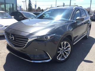 Used 2017 Mazda CX-9 GT AWD 7 PASS, HUB for sale in Blainville, QC