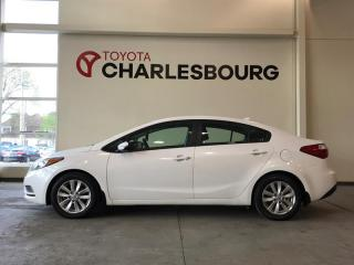 Used 2015 Kia Forte LX for sale in Québec, QC