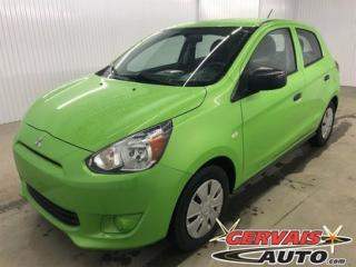 Used 2015 Mitsubishi Mirage Es Bluetooth A/c for sale in Trois-Rivières, QC