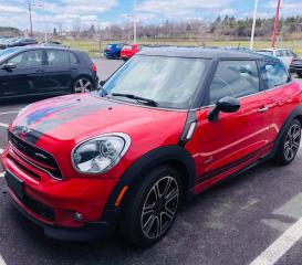 Used 2015 MINI Cooper Paceman John Cooper Works 2 portes ALL4 for sale in Rivière-Du-Loup, QC