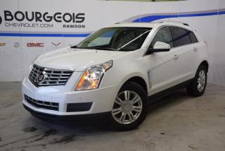 Used 2015 Cadillac SRX Luxury, Awd, Na for sale in Rawdon, QC