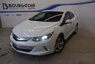 Used 2017 Chevrolet Volt Lt, Bose, Camera for sale in Rawdon, QC