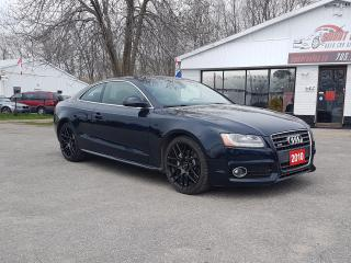 Used 2010 Audi A5 2.0L Premium for sale in Barrie, ON