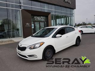 Used 2015 Kia Forte 2.0l Lx, Camera De for sale in Chambly, QC