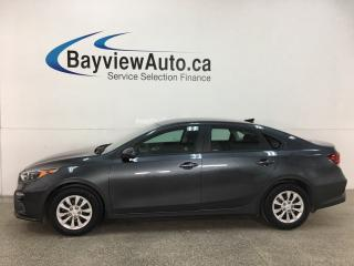 Used 2019 Kia Forte LX - 6SPD! ONLY 4000KMS! A/C! PWR GROUP! for sale in Belleville, ON