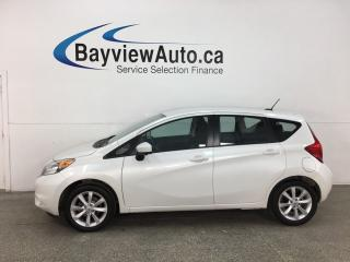 Used 2015 Nissan Versa Note 1.6 SL - AUTO! NAV! ALLOYS! FULL PWR GROUP! for sale in Belleville, ON