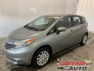 Used 2015 Nissan Versa Note A/c Bluetooth for sale in Trois-Rivières, QC