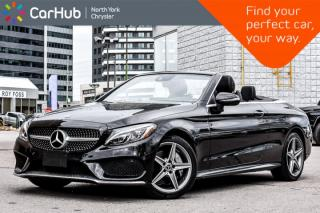 Used 2018 Mercedes-Benz C-Class C 300|AMG.Styling,Memory,Convertible.Comfort.Pkgs| for sale in Thornhill, ON