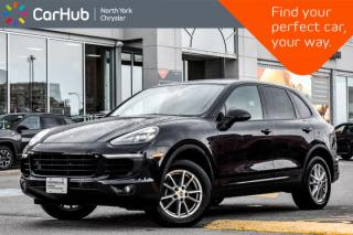 Used 2016 Porsche Cayenne AWD|Pano.Sunroof|Nav|BackUpCam|Heated/VentedSeats for sale in Thornhill, ON