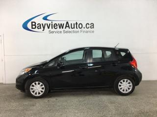 Used 2014 Nissan Versa Note 1.6 SV - AUTO! A/C! PWR GROUP! 31,000KMS! for sale in Belleville, ON