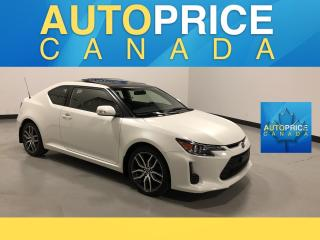 Used 2015 Scion tC PANORAMIC ROOF|ALLOYS for sale in Mississauga, ON