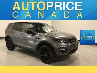 Used 2017 Land Rover Discovery Sport HSE LUXURY NAVIGATION|PANOROOF|LEATHER for sale in Mississauga, ON