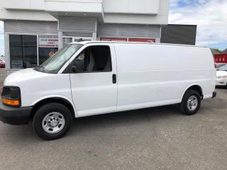 Used 2016 Chevrolet Express 2500 CARGO ALLONGÉ for sale in Beauport, QC