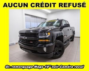 Used 2017 Chevrolet Silverado 1500 4x4 Caméra Recul for sale in St-Jérôme, QC
