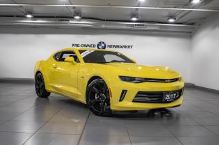 Used 2017 Chevrolet Camaro Coupe 1LT -RS PKG|50TH EDI| 1 OWNER| NO ACCIDENTS| for sale in Newmarket, ON