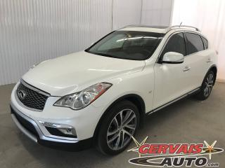 Used 2016 Infiniti QX50 Awd Cuir T.ouvrant for sale in Shawinigan, QC
