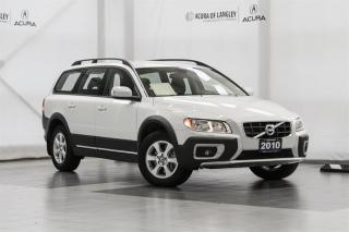 Used 2010 Volvo XC70 3.2 A for sale in Langley, BC