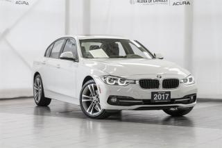 Used 2017 BMW 320i xDrive Sedan for sale in Langley, BC