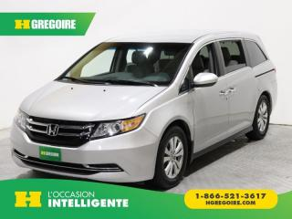 Used 2015 Honda Odyssey EX A/C GR ELECT for sale in St-Léonard, QC
