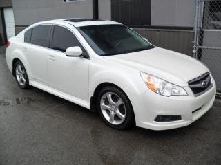 Used 2012 Subaru Legacy 3.6R 4x4 Toit Cuir GPS + GARANTIE 3 ans for sale in Laval, QC