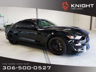 Used 2017 Ford Mustang Shelby GT350 for sale in Moose Jaw, SK