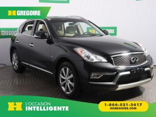 Used 2016 Infiniti QX50 AWD CUIR TOIT MAGS for sale in St-Léonard, QC