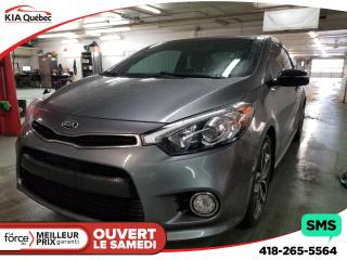 Used 2015 Kia Forte Koup Sx Turbo Sieges Ch for sale in Québec, QC