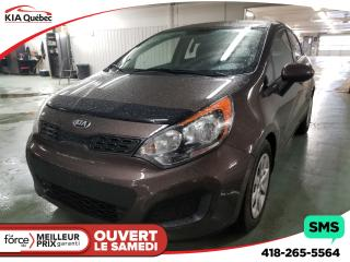 Used 2015 Kia Rio Lx+ A/c Sièges for sale in Québec, QC