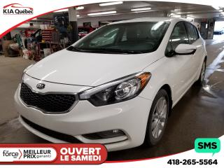 Used 2015 Kia Forte LX+ SIÈGES CH for sale in Québec, QC