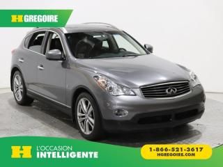 Used 2015 Infiniti QX50 AWD 4DR CUIR for sale in St-Léonard, QC
