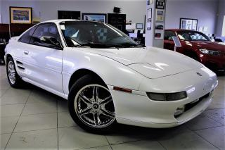 Used 1991 Toyota MR2 COUPE RARE LOW KMS!!! for sale in Bolton, ON