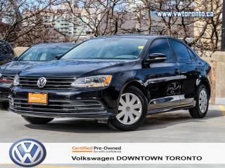 Used 2015 Volkswagen Jetta TRENDLINE PLUS for sale in Toronto, ON