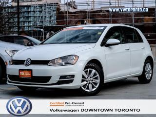 Used 2015 Volkswagen Golf TRENDLINE TDI DSG AUTO for sale in Toronto, ON
