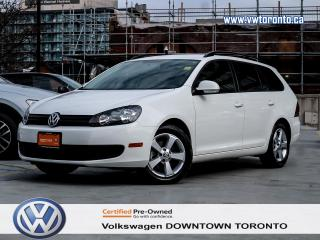 Used 2013 Volkswagen Golf Wagon TRENDLINE LOW MILEAGE for sale in Toronto, ON