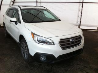 Used 2017 Subaru Outback 3.6R Touring NAVIGATION, CROSSPATH DETECTION, SUNROOF, REVERSE CAMERA, BRAKE ASSIST for sale in Ottawa, ON
